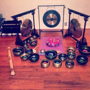 gongs bowls